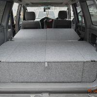 Спальник в любое авто