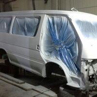 Кузовной цех, ремонт ходовой части