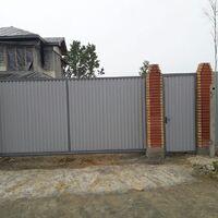 Заборы и ворота любой сложности