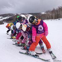 7c27f6c00c62 Горные лыжи для детей. Спортивный клуб