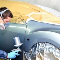 Покраска Раптором, кузовной ремонт автомобиля.