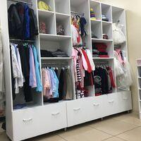 Продам торговое оборудование для магазина одежды или шоурума