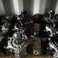 Воздушный компрессор тормозной системы