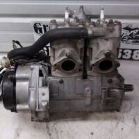 Yamaha Exciter EX570 двигатель в разбор