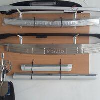 рейлинги, продольные, поперечные, накладки на двериПрадо150, T.200,