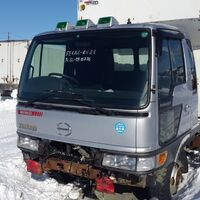 кабина Hino Ranger 99г