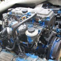 Продам контрактный двигатель 15B-LPJ Toyota Dyna Toyoace
