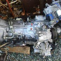 Двигатель в разбор 3SZ кузов J210E в наличии