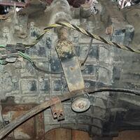 Коробка переменный передач (кпп) Митсубиси Фусо 6D16