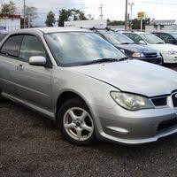 Subaru Impreza GG3, GGD 2006 год (лиса)*