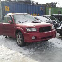 Subaru Forester SG5 *