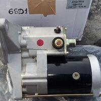 Стартер Isuzu 6SD1, 6SA-1