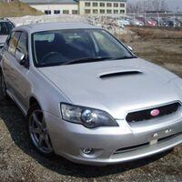 Subaru Legacy BP5 2003*