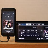 Оригинальная аудиосистема NHZD-W62G для автомобилей Toyota