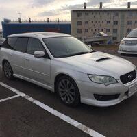 Subaru Legacy BP5 2007*