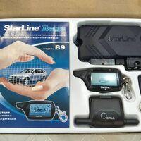 Сигнализация StarLine Twage B9