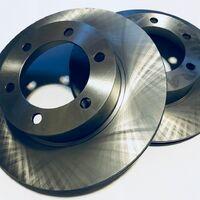 передние тормозные диски на Prado, Surf
