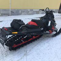 Brp ski-doo summit x в разбор