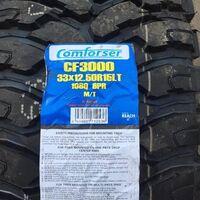 Новые грязевые 31/32/33-12,5-15 Comforser CF3000