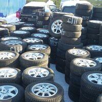 АлексШинa Предлагает шины, диски и колеса в сборе.