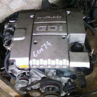 Продам контрактный двигатель 6G74-gdi pajero mitsubishi