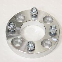 Проставки для колес (ступичные) 4х114,3, +25мм,  4 штуки