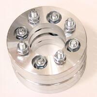 Проставки  для колес (ступичные) 4х100, +25мм, 4 штуки