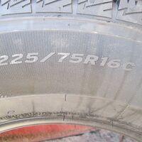 В Наличии 225/75-16LT  всесезонные/Зимние Goform705