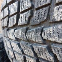 Только 2 шины 285/60/18 Dunlop Grandtrek SJ6, 2014г., износ 15%