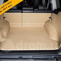 ЗD коврик в багажник Prado 150