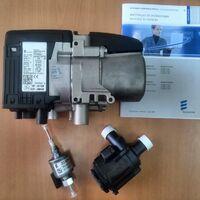 подогреватель двигателя Hydronic (Гидроник) S3 D4E 12V + gsm модуль