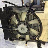радиатор ДВС и А/С