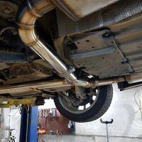 Услуги по ремонту выхлопных систем, удаление катализаторов
