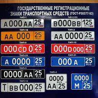 Изготовление дубликатов регистрационных знаков (номеров) за 3 минуты!
