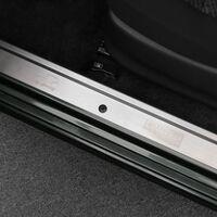 Накладки на пороги Suzuki Jimny