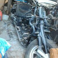 мотоцикл макси скутер хонда фюжен 250сс