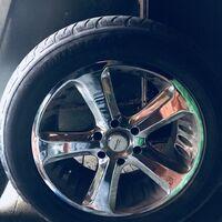 ДИСКИ R20 (American Racing) + резина Dunlop лето. На Gx 470, 460, Pra