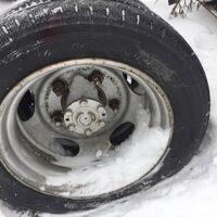 продам грузовые колёса 205-60-17,5LT Йокогама .Без пробега по РФ.