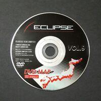 Загрузочный  диск  Eclipse  DVD  MAP Vol.9
