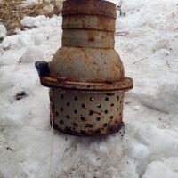 Продам заборный клапан воды