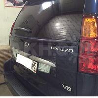 Спойлер под стекло на Prado 120 и Lexus GX 470