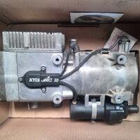 подогреватель двигателя Hydronic D10 (б/у) и таймер (с установкой)