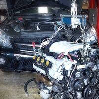 Замена двигателей