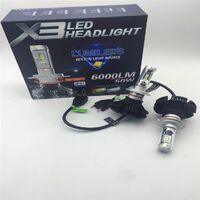 В наличии светодиодные лампы фирмы X3