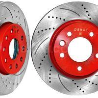 Комплект перфорированных дисков для Mark2-Chaser-Cresta