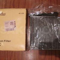 фильтр салона АС-208