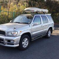 Nissan Terrano TR50 2002*