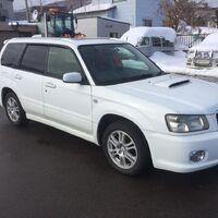 Subaru Forester SG5 2002 год*