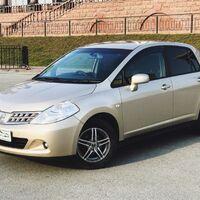 Аренда автомобиля nissan tiida(отчётные документы предоставляются)