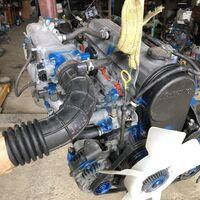 Двигатель 1ой комплектности g13b кузов jb33w свежий привоз